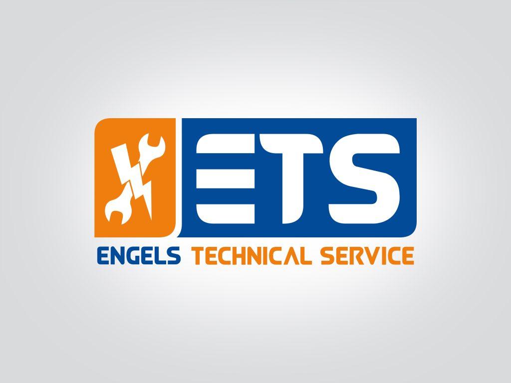 ETS Maasbree Logo ontwerp
