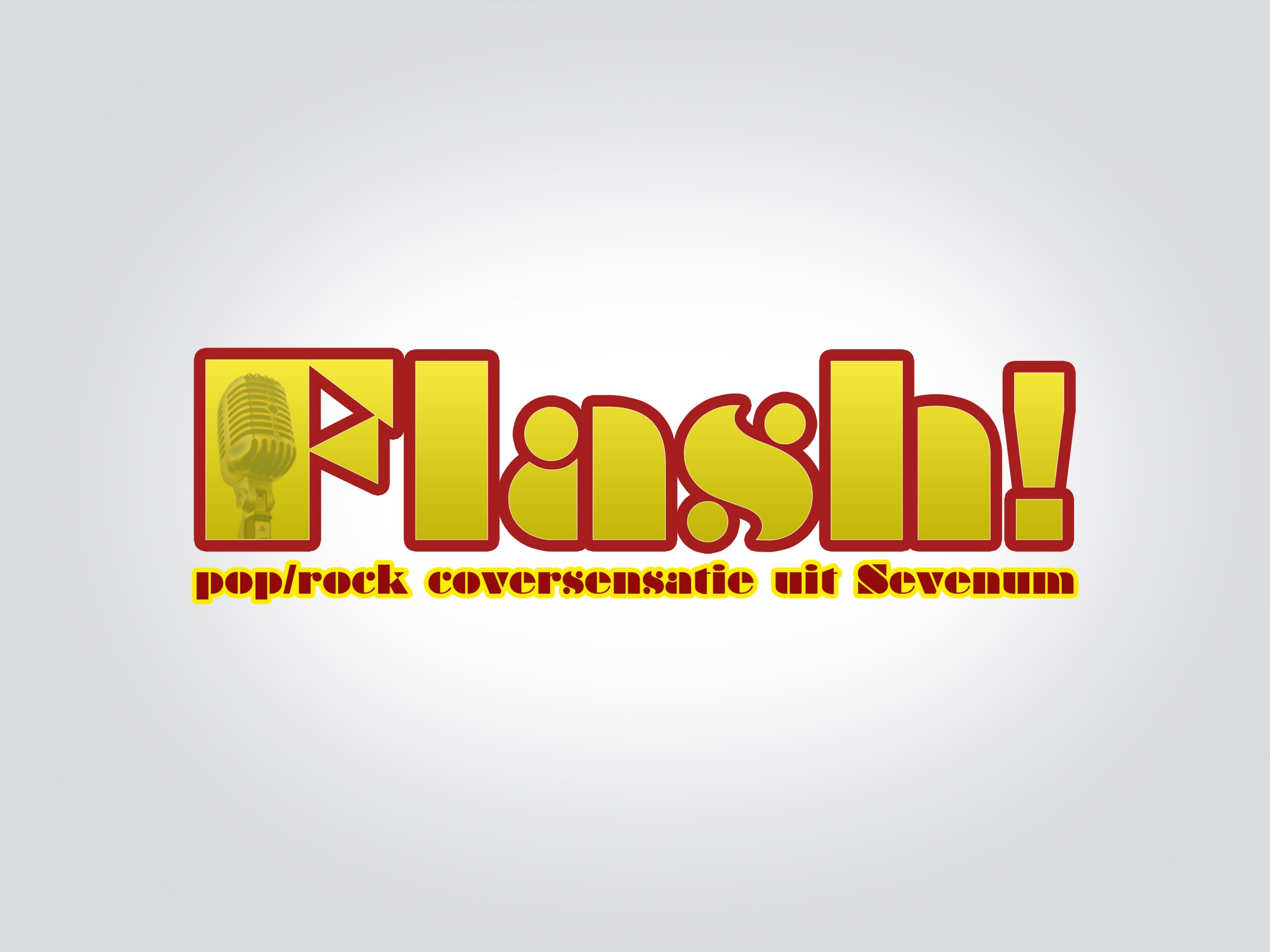 Flash! Logo ontwerp