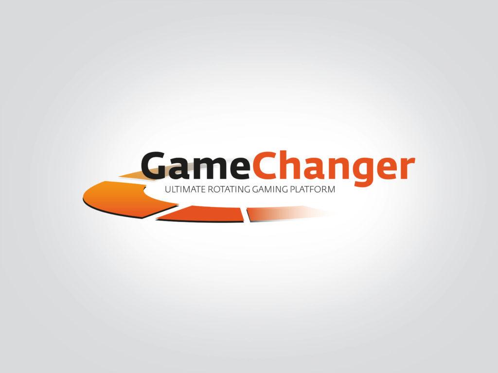 GameChanger logo ontwerp
