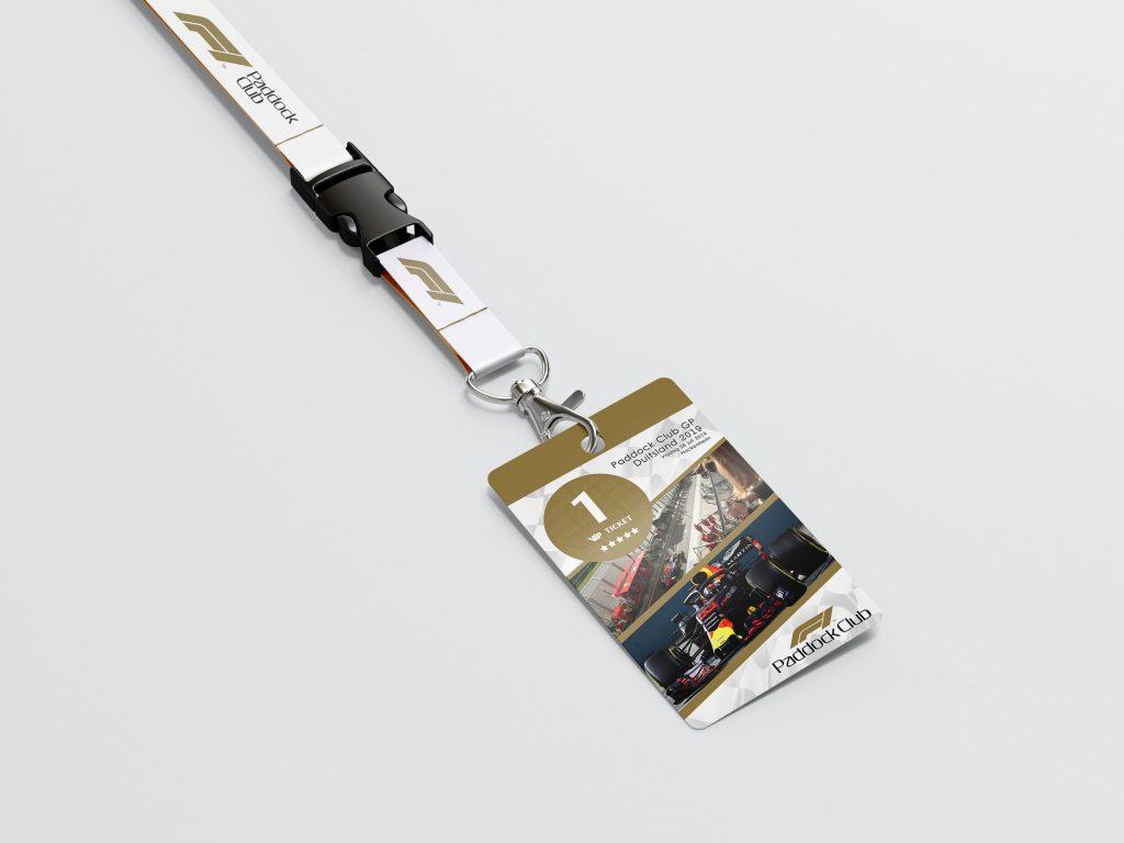 Paddock Club - VIP Pass