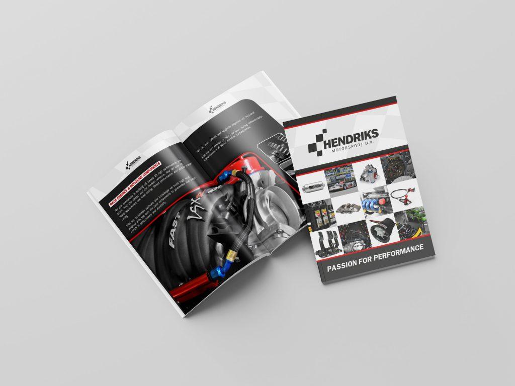 Brochure - Hendriks Motorsport