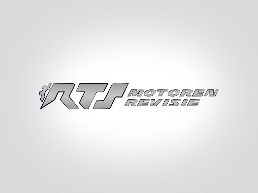 RTS Motoren Revisie Logo ontwerp