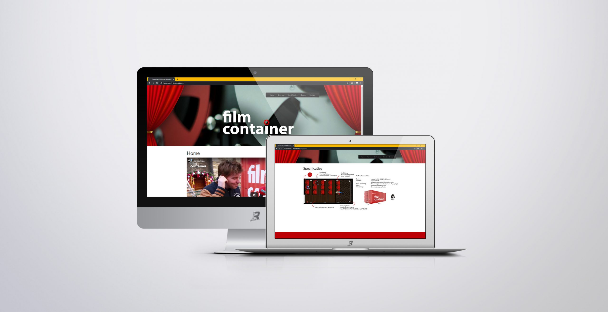 Filmcontainer
