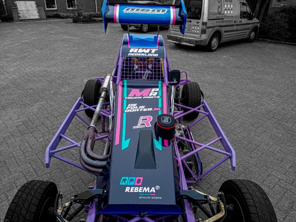 race design wrappen 4
