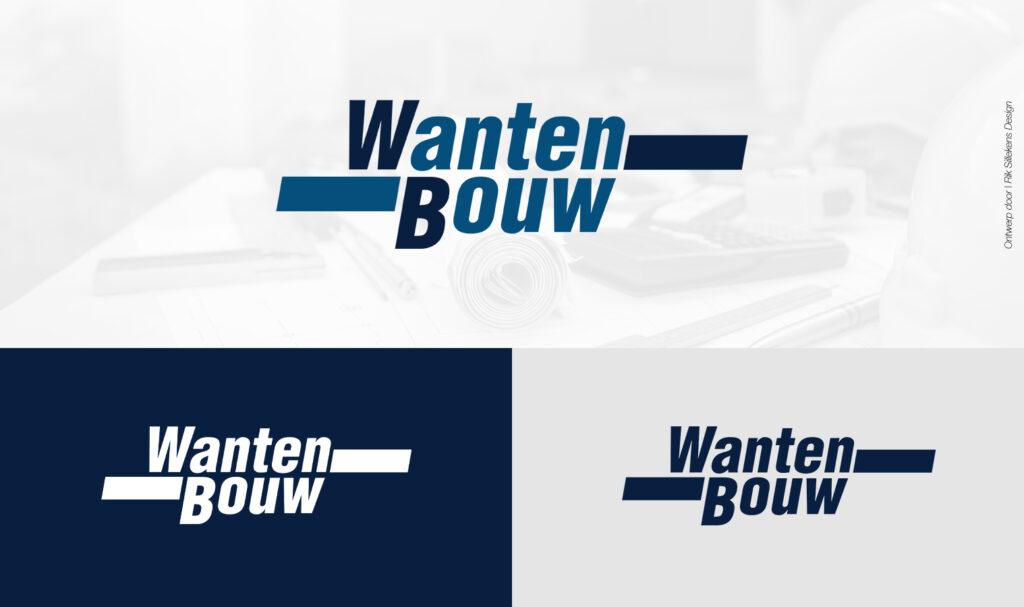 Redesign professioneel logo Wanten Bouw