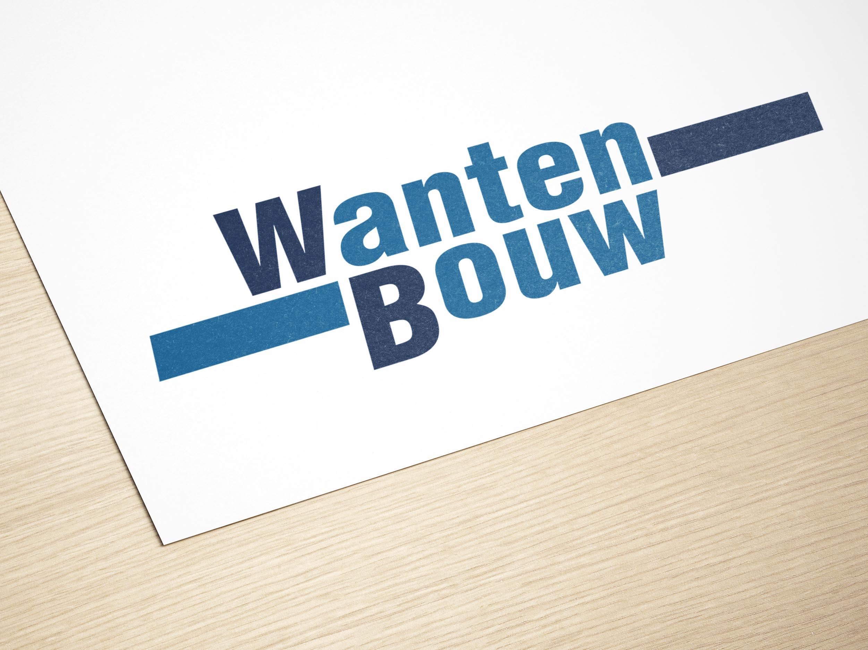 Wanten Bouw Logo