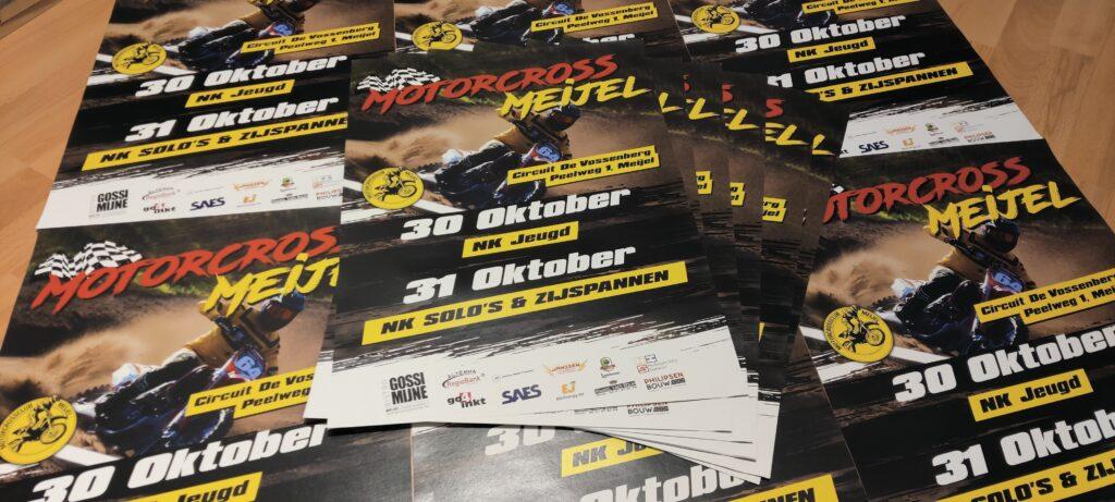 Motorcross Posters voor Evenementen