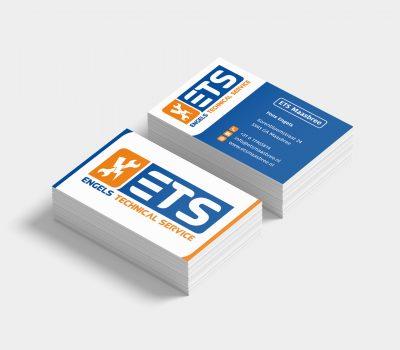 Visitekaartjes ontwerp